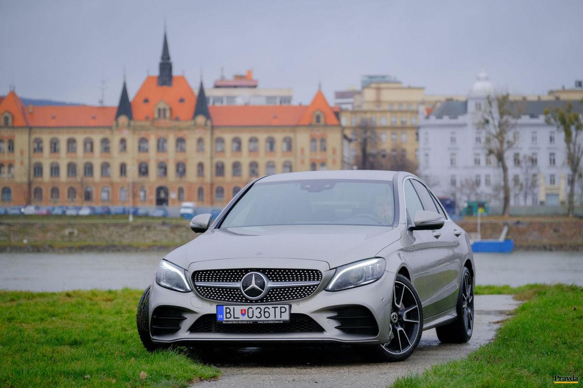 cca55681d Test: Mercedes C 220d 4MATIC – skvelý aj po rokoch - Testy - Auto ...