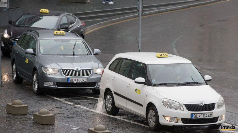 taxik, taxi, taxislužba