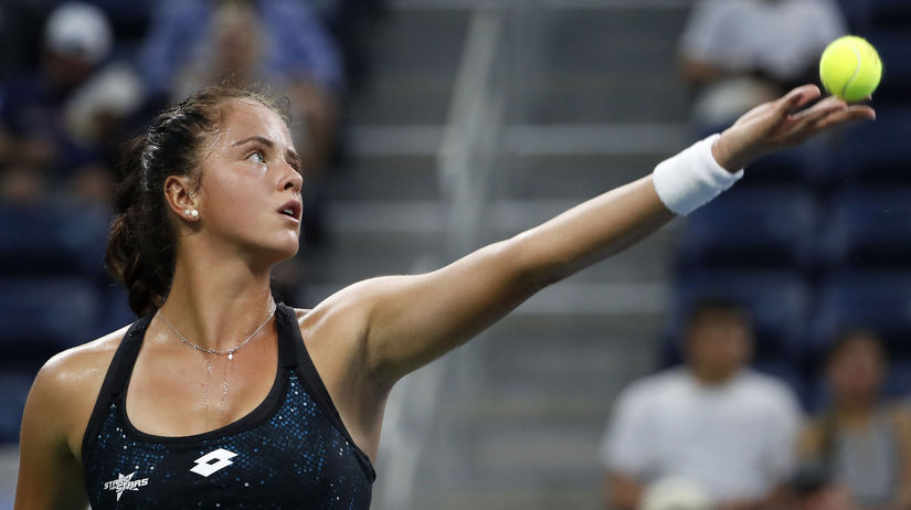 US Open Tennis kužmová