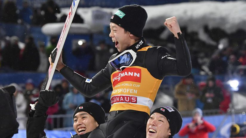 Austria Ski Jumping Four Hills kobajaši