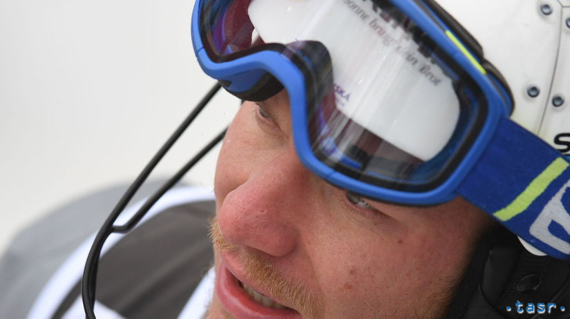 Chorvátsko SR Lyžovanie SP slalom 1.kolo Žampa