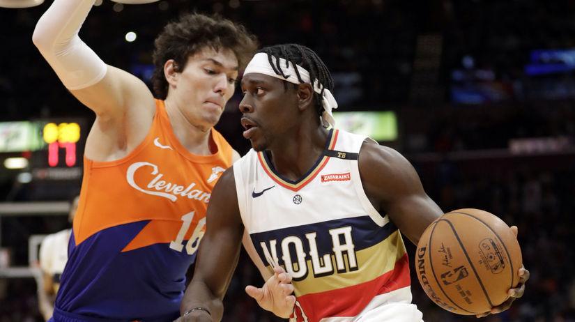 Pelicans Cavaliers Basketball NBA