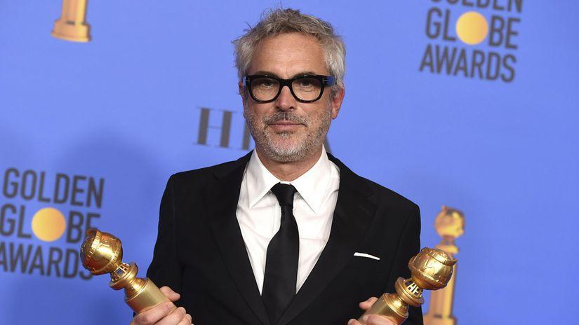 USA film Zlatý glóbus ceny