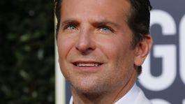 Herec Bradley Cooper bojoval so svojím titulom Zrodila sa hviezda.