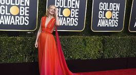 Herečka Patricia Clarkson v kreácii Georges Chakra Couture.