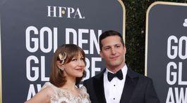 Partneri Joanna Newsom a Andy Samberg.