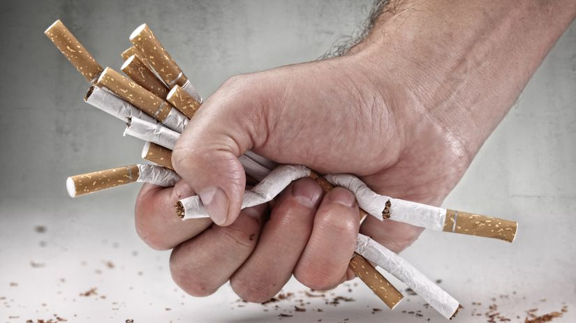 cigarety. zdravie