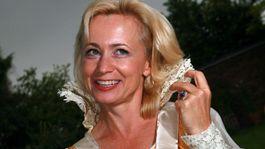 Herečka Jana Nagyová sa najviac preslávila ako princezná Arabela.