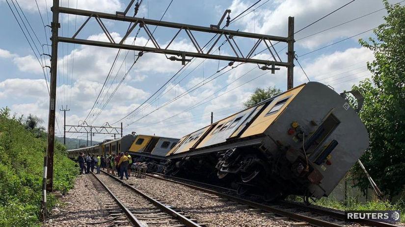 Juhoafrická republika, vlak, NEPOUZIVAT