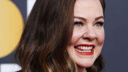 najlepšie účesy zrelých žien - Melissa McCarthy