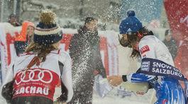 Vlhová vs. Shiffrinová. Získa Slovenka malý glóbus za slalom?