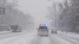 SR Bratislava počasie sneh doprava polícia