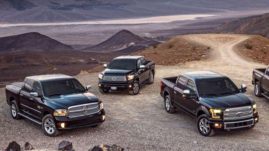 Toto sú najpredávanejšie autá v USA. S Európou nič nemajú