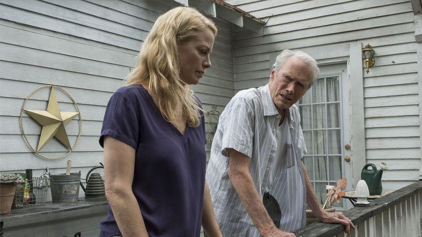 Clint Eastwood Pašerák