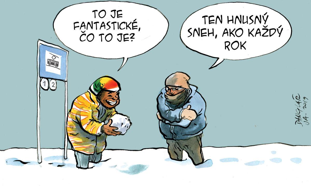 Karikatúra 10.01.2019