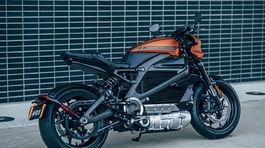 Harley-Davidson Live Wire - 2019