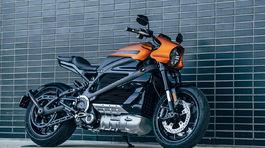 Harley-Davidson LiveWire - 2019