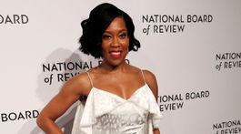 Herečka Regina King prišla tiež na National Board of Review Awards gala.
