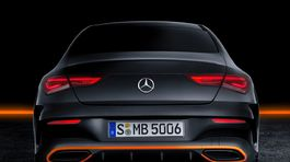 Mercedes-Benz CLA - 2019