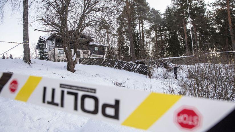 Nórsko Únos Výkupné hagen polícia