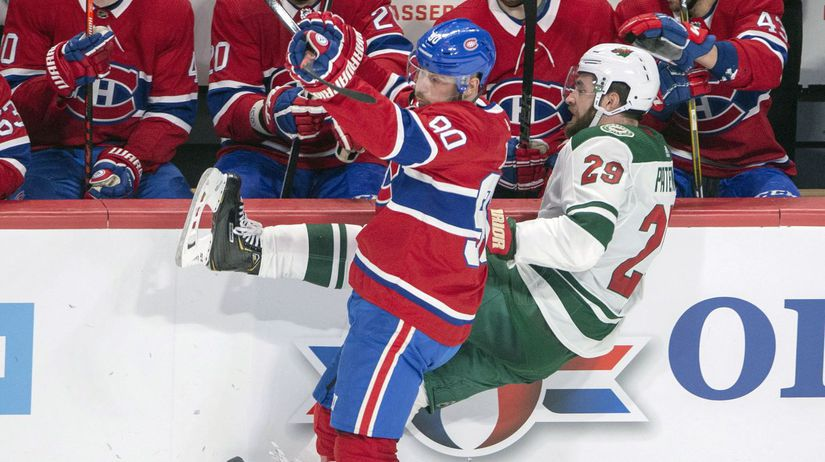 Wild Canadiens Hockey Tatar