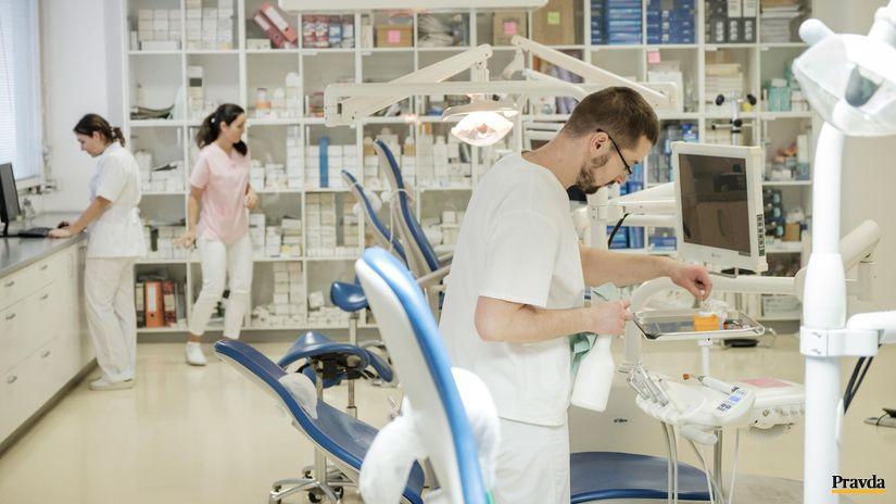 zubar, stomatolog, zubarka, ambulancia, student