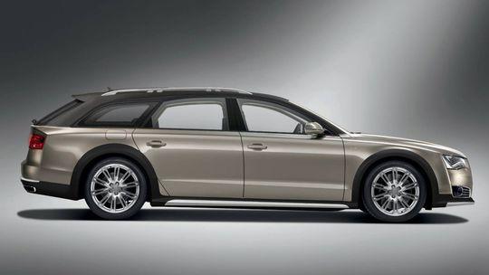 Audi A8 Allroad? Áno, príde z Talianska