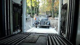 Bugatti - nález veteránov v Belgicku
