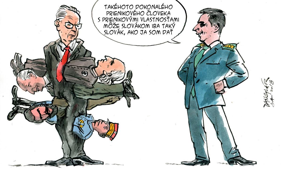 Karikatúra 11.01.2019