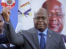 konžská demokratická republika, Félix Tshisekedi
