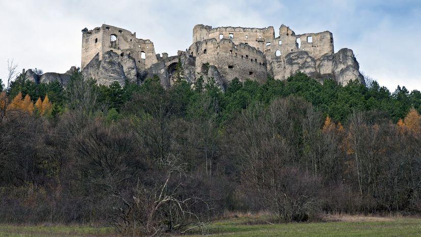 Lietava, hrad