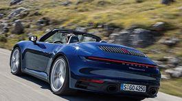 Porsche 911 Carrera Cabriolet - 2019