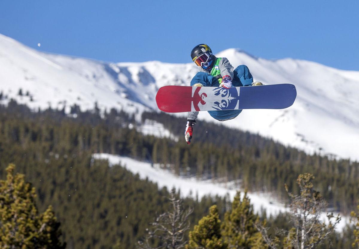Snowboard, snouobord, súťaž