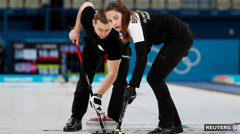 Anastasia Bryzgalovová, Alexander Krušelnickij