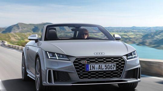 Audi TTS: Po facelifte prichádza ostrá verzia. Stovku dá za 4,5 sekundy