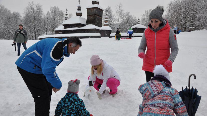 skanzen, SNM - Múzeum ukrajinskej kultúry,...