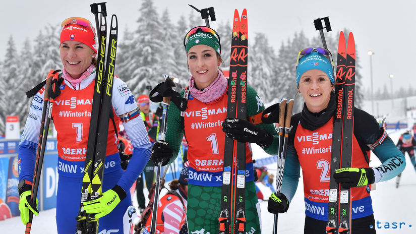 Anastasia Kuzminová, Lisa Vittozziová, Anais...