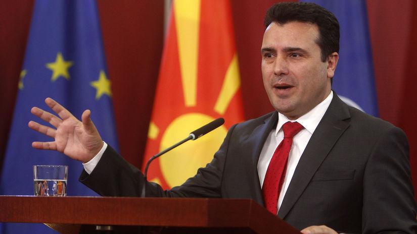 Macedónsko, zmena názov, Zoran Zaev