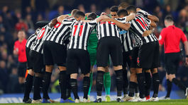 Newcastle, futbalisti