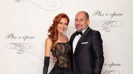 Fotografka Jana Keketi a jej manžel Dušan Keketi.