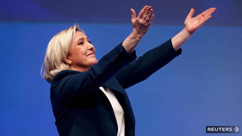 Le Penová, Francúzsko, eurovoľby