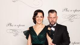Režisér Pepe Majeský s manželkou Silviou Majeskou.