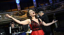 Sopranistka Eva Hornyaková.
