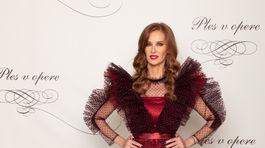Bývalá Miss Slovensko a podnikateľka Eva Novotová-Verešová.
