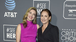 Herečka Laurie Metcalf (vpravo) a jej dcéra Zoe Perry.