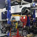 Land-Rover - servis