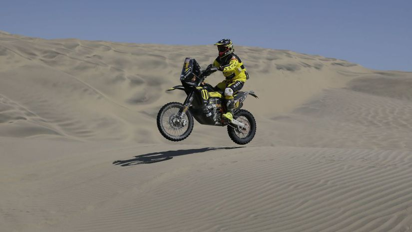 Peru Dakar Rally svitko