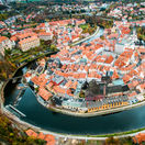 Český Krumlov, mesto, Česko