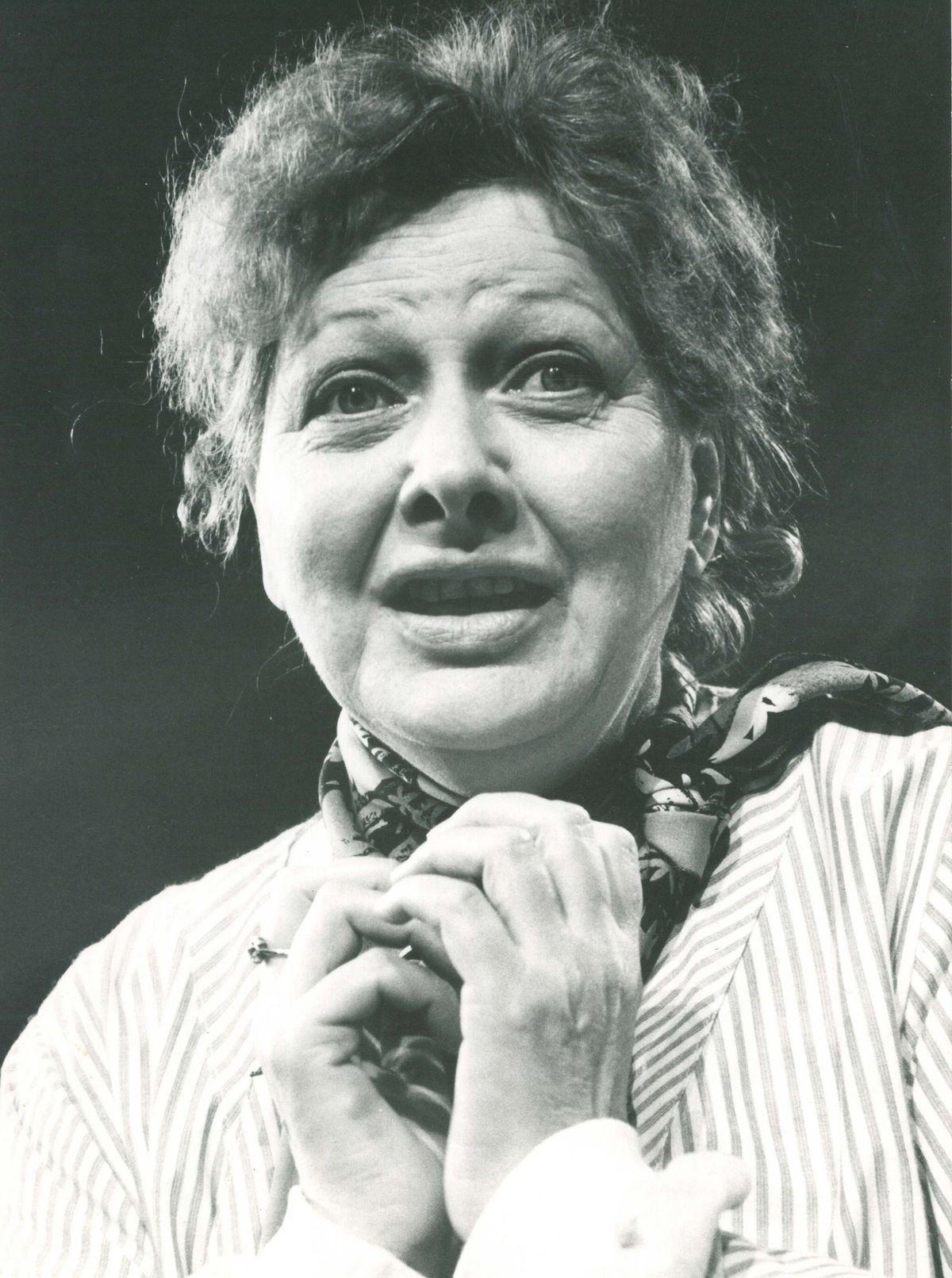 1afc3d304 Herečka Alena Skokanová zomrela vo veku 77 rokov - Divadlo - Kultúra ...