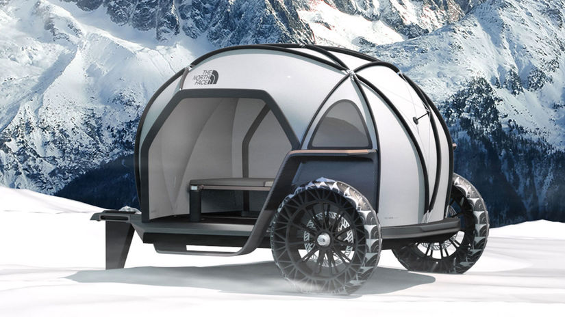 BMW Futurelight Camper Concept - 2019
